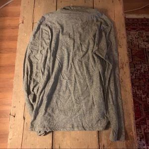 Madewell Sweaters - Heather Gray Madewell Turtleneck Size Medium